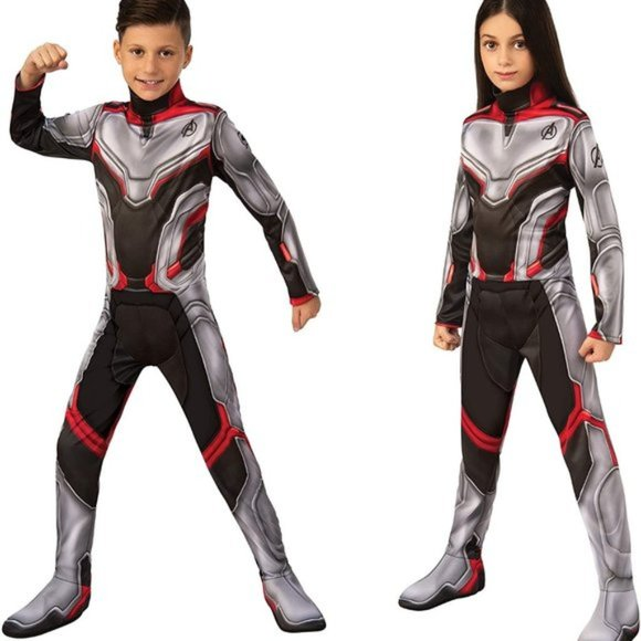 Kids avengers end game costume.  New